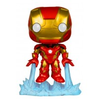 Boneco Iron Man - Os Vingadores A Era de Ultron - Marvel - Funko Pop!