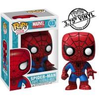 Boneco Homem-Aranha - Marvel - Funko Pop!