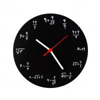 Relógio de Parede Matemática Fórmula 9