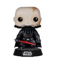 Boneco Darth Vader sem máscara - Star Wars - Funko Pop!