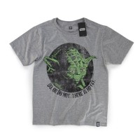 Camiseta Star Wars Yoda Do or Do Not - 3G