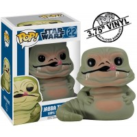 Boneco Jabba the Hutt - Star Wars - Funko Pop!