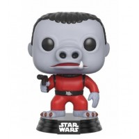 Funko Pop Red Snaggletooth - Smuggler's Bounty Star Wars #70