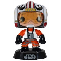 Boneco Luke Skywalker X-Wing Piloto - Star Wars - Funko Pop!
