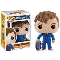 Boneco Décimo Doutor com A Mão - Doctor Who - Funko Pop