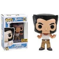 Boneco Logan (Wolverine) - X-Men - Marvel - Funko Pop!