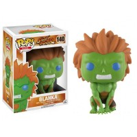 Funko Pop Blanka - Street Fighter Games #140