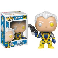 Boneco Cable - X-Men - Marvel - Funko Pop!