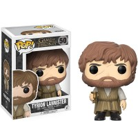 Boneco Tyrion Lannister 50 - Game of Thrones - Funko Pop