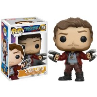 Boneco Star-Lord - Guardiões da Galáxia Vol.2 - Marvel - Funko Pop