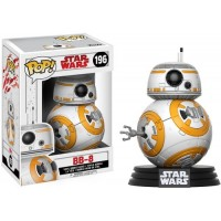 Boneco BB-8 - Star Wars IX Os Ultimos Jedi - Funko Pop #196