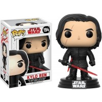 Funko Pop Kylo Ren - Star Wars IX Os Ultimos Jedi #194