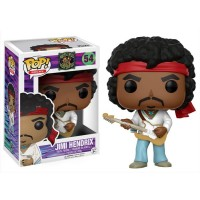 Funko Pop Jimi Hendrix - Rocks #54