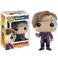 Boneco 11º Doutor com Mr. Clever - Doctor Who - Funko Pop!