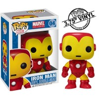 Boneco Iron Man - Marvel - Funko Pop!