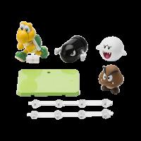Play Set D - Vilões - Super Mario Bros S.H. Figuarts Bandai