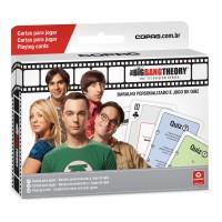 Baralho e Quiz Série The Big Bang Theory - Warner Bros