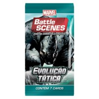 Battle Scenes Booster Rino - BS2 Evolução Tática