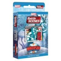 Battle Scenes Deck Heróis - Parede de Gelo - BS 4 Múltiplas Identidades