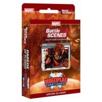 Battle Scenes Deck Vilões - Parede de Plasma - BS 4 Múltiplas Identidades