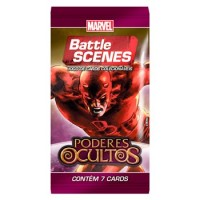 Battle Scenes Booster Demolidor - BS 3 Poderes Ocultos