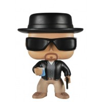 Boneco Heisenberg - Breaking Bad - Funko Pop! (vaulted)