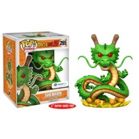Boneco Shenlong Exclusivo Galactic Toys - Dragon Ball Z - Funko Pop!