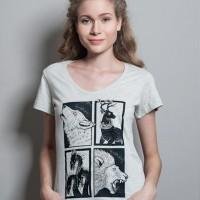 Camiseta Guerra dos Tronos - Feminino - GG