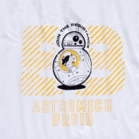 Camiseta Star Wars BB-8 Astromech Droid - 2G