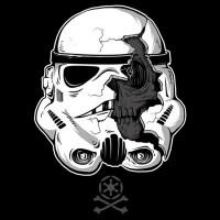 Camiseta Stormtrooper - M