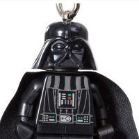 Chaveiro Darth Vader Lego - Star Wars 850996 detalhe