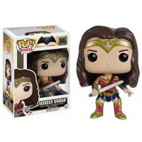 Boneco Mulher Maravilha - Batman Vs Superman - DC Heroes - Funko Pop!