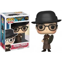 Diana Prince - Mulher Maravilha - Funko Pop! Exclusivo EE