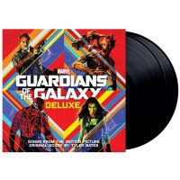 Vinil Duplo Guardiões da Galáxia - Trilha Sonora Awesome Mix