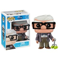 Boneco Carl - Up! Altas Aventuras - Disney - Funko Pop!