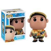 Boneco Russell - Up! Altas Aventuras - Disney - Funko Pop!