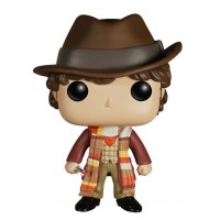 Boneco 4th Doctor - Quarto doutor - Doctor Who - Funko Pop!