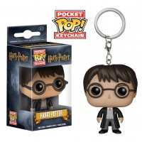 Chaveiro Harry Potter - Harry Potter - Funko Pocket Pop!