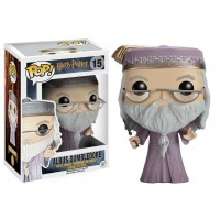 Boneco Alvo Dumbledore - Harry Potter - Funko Pop!
