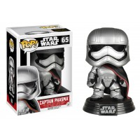 Boneco Captain Phasma - Star Wars - O Despertar da Força - Funko Pop!