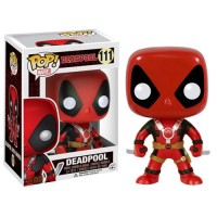 Boneco Deadpool com Espadas - Marvel - Funko Pop!