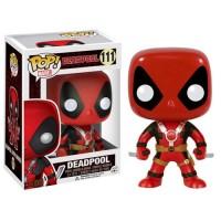 Boneco Deadpool com Espadas - Marvel - Funko Pop!