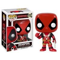 Boneco Deadpool Thumb up - Marvel - Funko Pop!