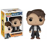 Boneco Jack Harkness - Doctor Who - Funko Pop!