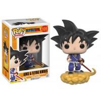 Boneco Goku e Nuvem Voadora - Dragonball Z - Funko Pop!