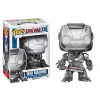 Boneco Máquina de Combate - Guerra Civil - Marvel - Funko Pop!