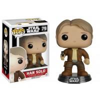Boneco Han Solo - Star Wars - O Despertar da Força - Funko Pop!