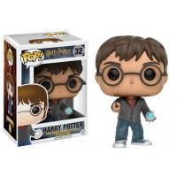 Boneco Harry com Profecia - Harry Potter - Funko Pop!