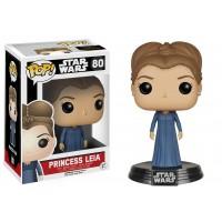 Boneco Princesa Leia - Star Wars - O Despertar da Força - Funko Pop!