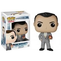 Boneco Jim Moriarty - Série Sherlock - Funko Pop!